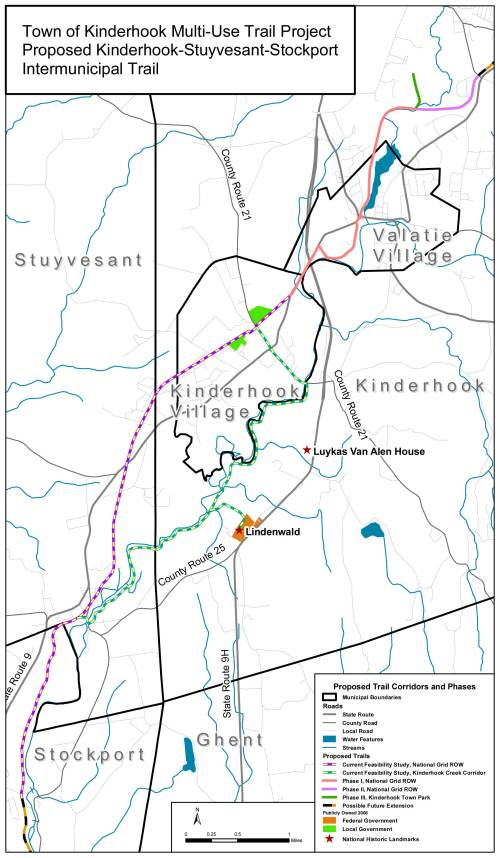 Kinderhook-Stuyvesant-Stockport Intermunicipal Trail